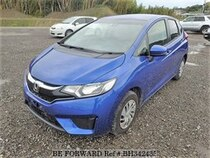 Used 2016 HONDA FIT BH342435 for Sale for Sale
