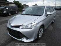 Used 2015 TOYOTA COROLLA FIELDER BH342360 for Sale for Sale