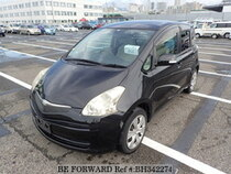 Used 2009 TOYOTA RACTIS BH342274 for Sale for Sale