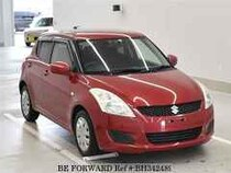 Used 2011 SUZUKI SWIFT BH342489 for Sale for Sale