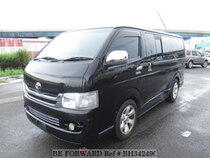 Used 2009 TOYOTA HIACE VAN BH342490 for Sale for Sale
