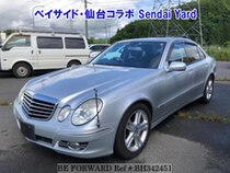 Used 2009 MERCEDES-BENZ E-CLASS BH342451 for Sale for Sale