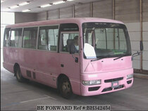 Used 2007 NISSAN CIVILIAN BUS BH342454 for Sale for Sale