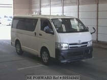 Used 2012 TOYOTA HIACE VAN BH342455 for Sale for Sale