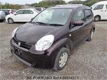Used 2012 TOYOTA PASSO BH342170 for Sale for Sale