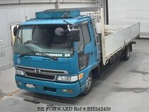 Used 2001 HINO RANGER BH342458 for Sale for Sale