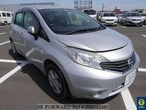 Used 2014 NISSAN NOTE BH342463 for Sale for Sale
