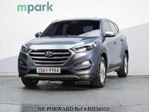 Used 2017 HYUNDAI TUCSON BH345518 for Sale for Sale