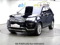 Used 2018 FORD EXPLORER BH345519 for Sale for Sale