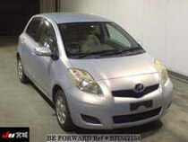 Used 2007 TOYOTA VITZ BH342154 for Sale for Sale