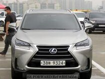 Used 2017 LEXUS NX BH345542 for Sale for Sale