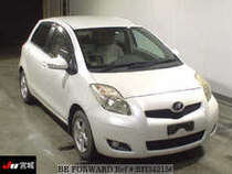 Used 2008 TOYOTA VITZ BH342156 for Sale for Sale