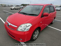 Used 2009 TOYOTA RAUM BH342413 for Sale for Sale