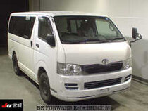 Used 2009 TOYOTA REGIUSACE VAN BH342159 for Sale for Sale