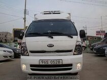 Used 2018 KIA BONGO BH345557 for Sale for Sale