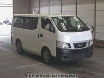Used 2013 NISSAN CARAVAN WAGON BH342418 for Sale for Sale