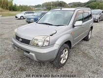 Used 2001 NISSAN X-TRAIL BH342420 for Sale for Sale