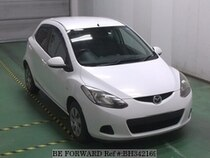 Used 2009 MAZDA DEMIO BH342169 for Sale for Sale