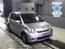 Used 2010 TOYOTA PASSO BH342967 for Sale for Sale