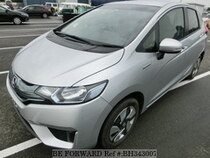 Used 2015 HONDA FIT HYBRID BH343007 for Sale for Sale