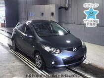 Used 2011 MAZDA DEMIO BH342973 for Sale for Sale