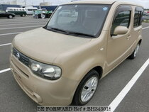 Used 2009 NISSAN CUBE BH343018 for Sale for Sale