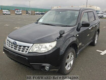 Used 2012 SUBARU FORESTER BH342809 for Sale for Sale