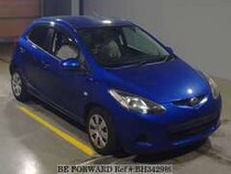 Used 2009 MAZDA DEMIO BH342989 for Sale for Sale