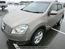 Used 2008 NISSAN DUALIS BH342992 for Sale for Sale