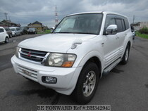 Used 2001 MITSUBISHI PAJERO BH342942 for Sale for Sale