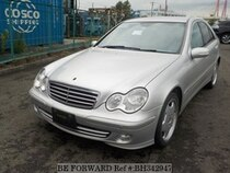 Used 2006 MERCEDES-BENZ C-CLASS BH342947 for Sale for Sale
