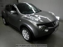 Used 2010 NISSAN JUKE BH345948 for Sale for Sale