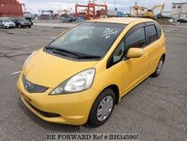 Used 2010 HONDA FIT BH345905 for Sale for Sale