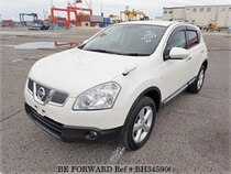 Used 2013 NISSAN DUALIS BH345906 for Sale for Sale