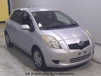 Used 2005 TOYOTA VITZ BH345929 for Sale for Sale