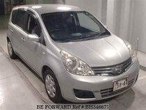 Used 2011 NISSAN NOTE BH346677 for Sale for Sale