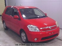 Used 2005 TOYOTA RAUM BH345931 for Sale for Sale