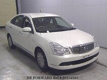 Used 2007 NISSAN BLUEBIRD SYLPHY BH345933 for Sale for Sale
