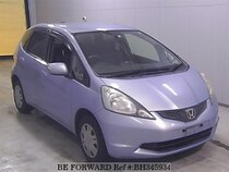 Used 2008 HONDA FIT BH345934 for Sale for Sale