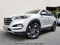 Used 2017 HYUNDAI TUCSON BH346971 for Sale for Sale