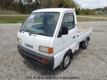 Used 1998 SUZUKI CARRY TRUCK BH348934 for Sale for Sale