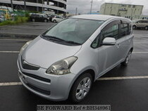 Used 2009 TOYOTA RACTIS BH348961 for Sale for Sale