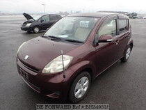 Used 2007 TOYOTA PASSO BH349318 for Sale for Sale