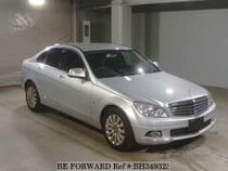 Used 2007 MERCEDES-BENZ C-CLASS BH349323 for Sale for Sale