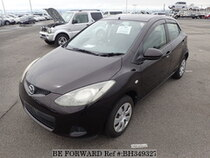 Used 2010 MAZDA DEMIO BH349327 for Sale for Sale