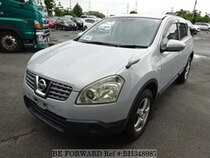 Used 2008 NISSAN DUALIS BH348987 for Sale for Sale