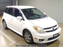 Used 2005 TOYOTA IST BH349344 for Sale for Sale