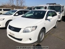 Used 2011 TOYOTA COROLLA FIELDER BH349196 for Sale for Sale