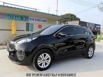 Used 2017 KIA SPORTAGE BH349815 for Sale for Sale