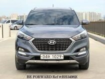 Used 2018 HYUNDAI TUCSON BH349820 for Sale for Sale
